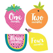 Lucy Darling Little Tutti Frutti Monthly Stickers