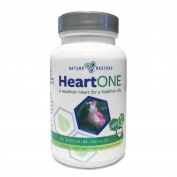 HeartONE, Cholesterol Lowering Supplement, Pharmacist Recommended