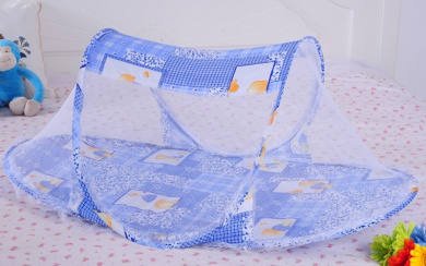 Foldable Baby Safety Mosquito Net