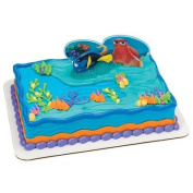 Finding Dory Fintastic Adventures Cake Decorating Set