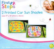 Car Window Sun Shade -2Pk