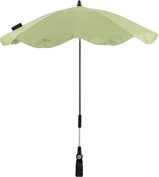 Baby's cotton Detachable Swivel Clan Parasol for Pushchairs/Light Green