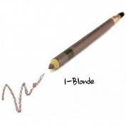 CITY colour Duo Brow Pencil With Brush - Blonde