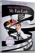 My Fair Lady (1964) - 50th Anniversary [Region B] [Blu-ray]