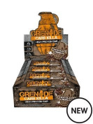 Grenade Chocolate Crunch Carb Killa Protein Bars, Total 12