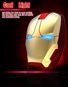 Iron Man Wireless Gaming Mouse - Gold