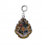 Harry Potter Pendant Hogwarts Sigil Slider Charm 2.8x2cm Jewellery