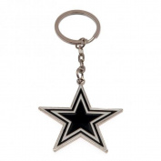 Dallas Cowboys Official American Football Gift Keyring - A Great Christmas / Birthday Gift Idea For Men And Boys