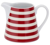 New Portmeirion Vintage Kellogg's Sunrise red banded milk jug / creamer