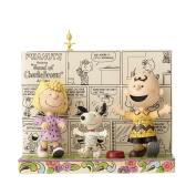 Peanuts Snoopy by Jim Shore 4054078 Happy Dance Comic Book