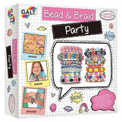 Galt Toys 1004708 Express Yourself Bead and Braid Party Toy