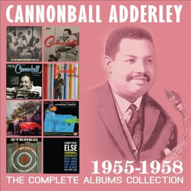 The Complete Albums Collection 1955-1958 [Box]