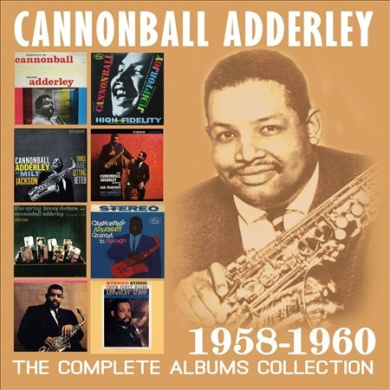 The Complete Albums Collection 1958-1960