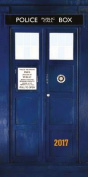 Doctor Who Official 2017 Diary