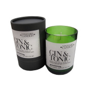Scented Wine Bottle Candle - Prosecco - Gin & Tonic - Shiraz Gin & Tonic