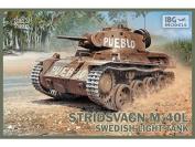 IBG Models 1/72 Stridsvagn M/40 L Swedish light tank # 72036