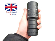 Prime Outdoors 16x52 Monocular - Our Best Birdwatching and Hunting Monocular - Waterproof - Light Weight - High Powered - British Brand - 90 Day 'Peace of Mind' Guarantee!