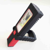 Adjustable seat Work light Camping Outdoor Lamp With Built-in Magnet Hook