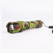 Camouflage Super Bright LED Handheld Torch Flashlight