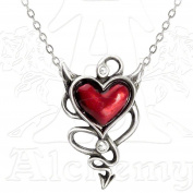 Alchemy UL17 Devil Heart Pendant