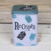 The Bright Side Receipts Tin