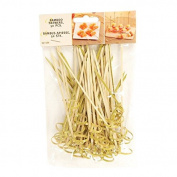 Bamboo Skewers 50pcs/ 12cm Long