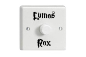 """Harry Potter Light Switch Cover Stickers """"Lumos Nox On & Off"""" Pack of 2"""