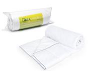 Single 135 x 200 Summer Duvet Cover 4.5 Tog / 800 Gramme Anti Allergy HCS Hollowfibre Microfibre Libra