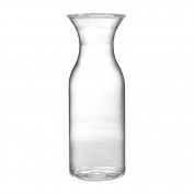 Unbreakable Polycarbonate Wine Carafe 1040ml / 1 Litre - Plastic Reusable Wine Decanter