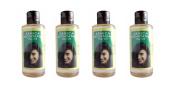 4 x Bakson's Arnica Montana Hair Oil - 100ml