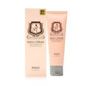 Korean Cosmetics_Anjo Professional Mayu Cream 80ml Horse Oil Anti-wrinkle Whitenning
