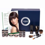 YGY Mineral Makeup Starter Kit (with Foundation Samples) by Mineral Makeup