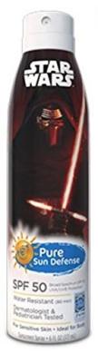 Pure Sun Defence Star Wars Sunscreen Spray SPF 50