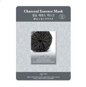 MJCARE Charcoal Essence Mask 10pcs