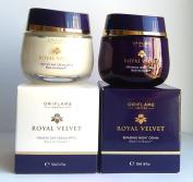 Oriflame Royal Velvet 40+ SET : Firming Day Cream SPF 15 + Repairing Night Cream