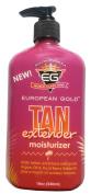 European Gold Tan Extender Moisturiser, 530ml