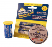 Dermatone Lips N Face Protection Bundle