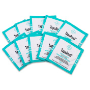 TapaReef Sunscreen Remover Wipes - Individual Packet 10 Count Bag
