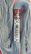 FLOCHE-DMC COTON FLOCHE A BRODER-colour-415-MEDIUM grey