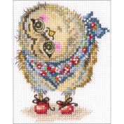 What A Wonderful World! Counted Cross Stitch Kit-10cm x 15cm 14 Count