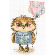 Dream Counted Cross Stitch Kit-10cm x 15cm 14 Count