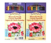 Kimberly 24 Watercolour Pencils