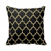 SMTSMT Pillow Case Sofa Waist Throw Cushion Cover Home Decor-White