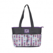 Cudlie! Basic Editions Marissa Nappy Bag, Butterfly Floral