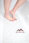 Rubber Non Slip Bath Mat 16 x 28