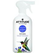 Attitude Kitchen Cleaner, Citrus Zest, 27 Fluid Ounce