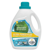 Sev 22927 Natural Liquid Laundry Detergent, Ultra Power Plus - 2810ml