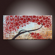 Tree Painting, Abstract Wall Art, Modern Art, Canvas Art, Canvas Painting, Large Art, Original Painting, Large Wall Art, Abstract Painting, Abstract Art, Canvas Wall Art, Living Room Wall Decor