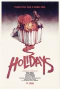 Holidays [Region B] [Blu-ray]