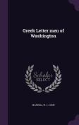 Greek Letter Men of Washington